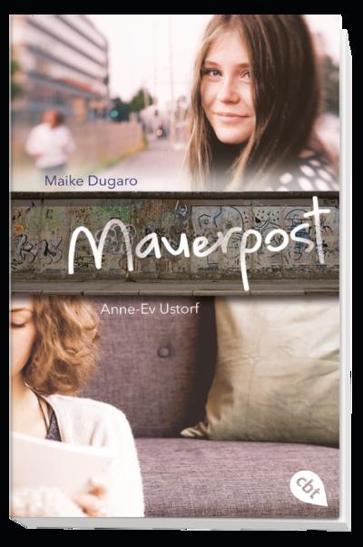 """""""Mauerpost"""" von Maike Dugaro, cbj, 9,99 €"""