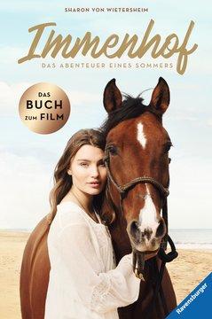 """""""Immenhof - Das Abenteuer eines Sommers"""" von Sharon von Wietersheim, Ravensburger, Hardcover, 14,99 €"""