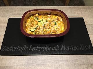 Lachs mit Dillsauce aus dem Pampered Chef® Ofenmeister/ehemals Zaubermeister.