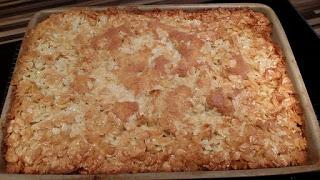Pampered Chef Mandelkuchen aus dem Ofenzauberer. Martina Ziehl mit Pampered Chef zeigt Ihnen Rezepte um Pampered Chef ♥