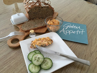 Vollkornbrot nach dem Rezept von Johann Lafer, gebacken im Ofenmeister von Pampered Chef®