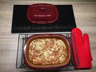 Pampered Chef 5-Korn-Liebling-Brot aus dem Ofenmeister. Rezept von Martina Ziehl mit Pampered Chef.