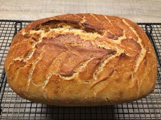 Hier siehst du ein Mischbrot aus dem Schwabenländle :) Gebacken im Ofenmeister von Pampered Chef®