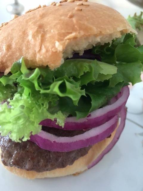 Pampered Chef Zauberstein und Grillstein - Hamburger selber machen