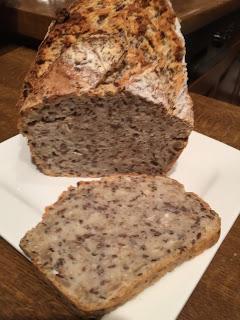 Dieses Brot schmeckt sehr lecker!
