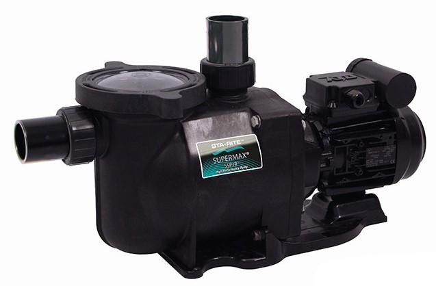 Sta-Rite SuperMax S5P1R von Pentair Filterpumpe Poolpumpe