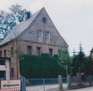 Bergamt zu Geyer auf der Annabergstraße
