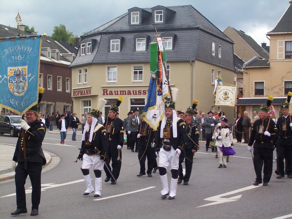 Stadtfest in Geyer