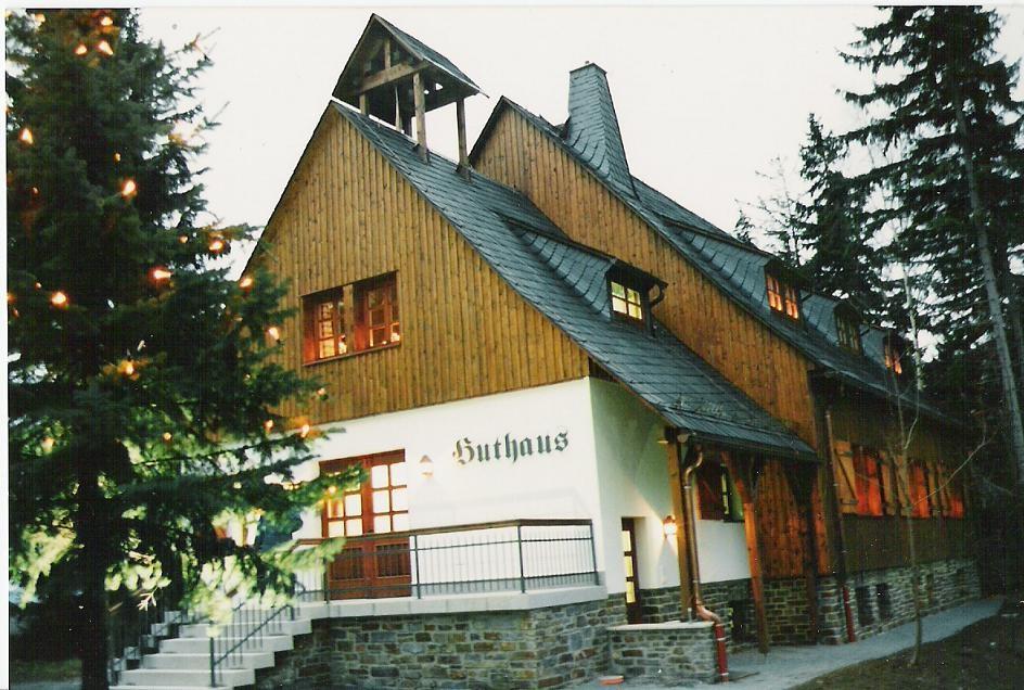 Huthaus an der Binge