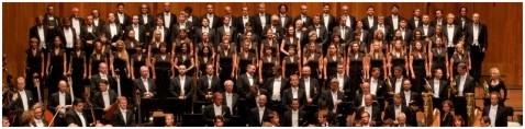 Konzertvereinigung Wiener Staatsopernchor 2011 Salzburger Festspiele DAS KLAGENDE LIED Foto: Lelli