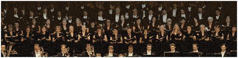 Te Deum, Salzburger Festspiele 2010, Konzertvereinigung Wiener Staatsopernchor, Foto: APA