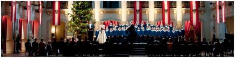 Konzertvereinigung Wiener Staatsopernchor 2011 Salzburger festspiele FRAU OHNE SCHATTEN Foto: Rittershaus