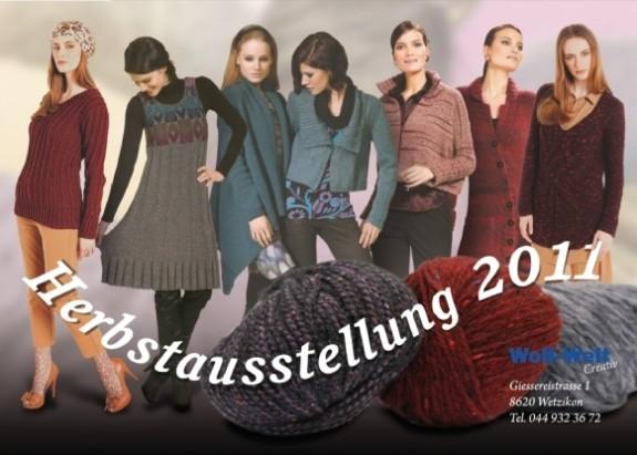 Herbstausstellung vom 01.10.bis 07.10.2011