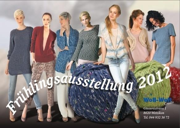 Frühlingsausstellung vom 10.03. bis 16.03.2012