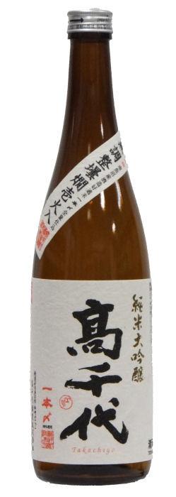 高千代純米大吟醸無調整瓶全国1酒屋限定520円〜