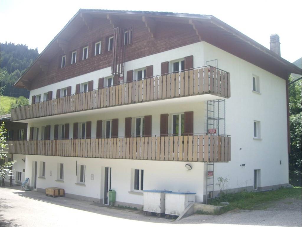 Lagerhaus - Schlafteil