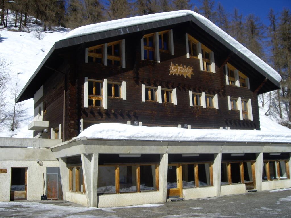 Lagerhaus Les Flaches