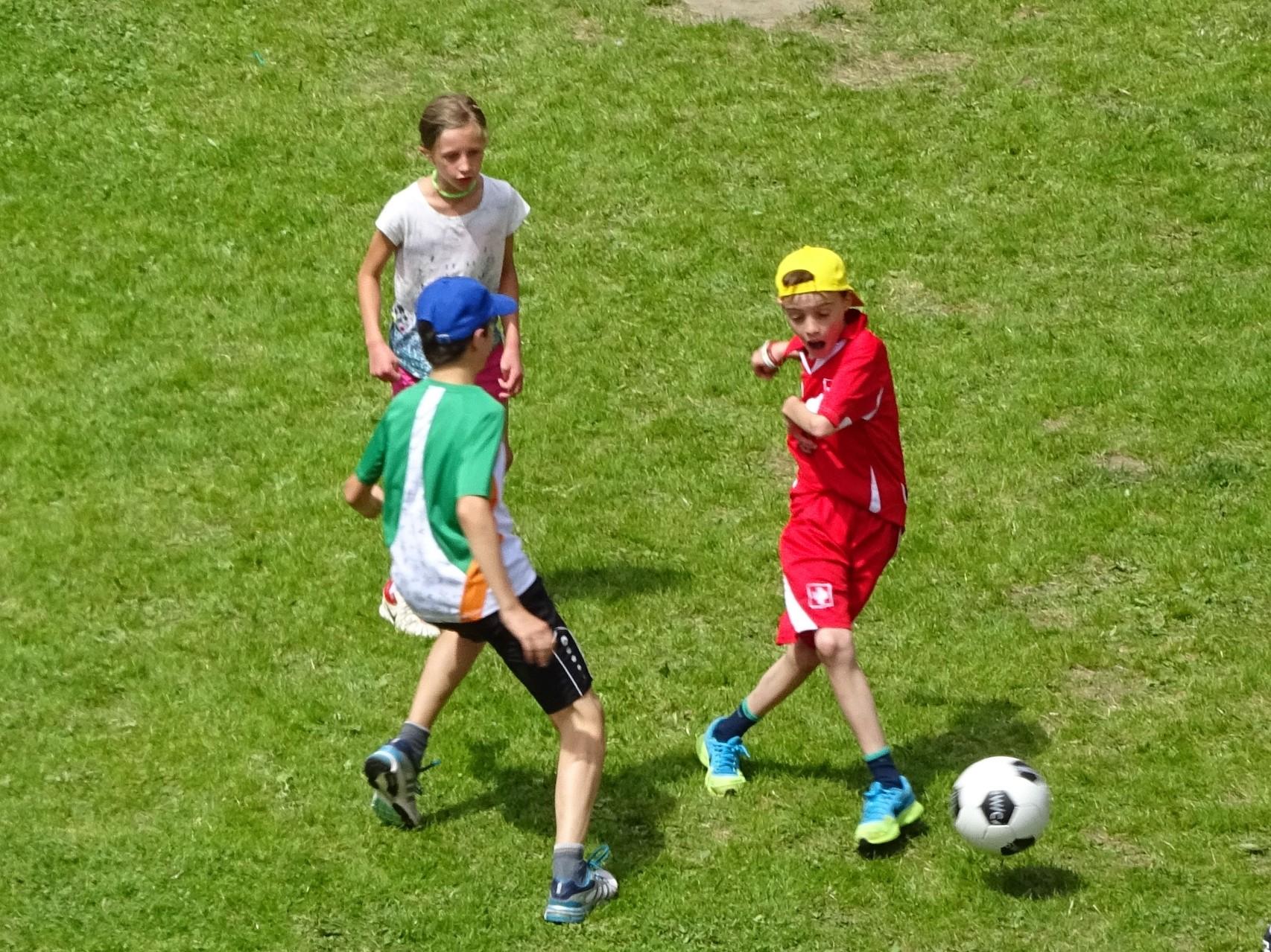 Fussball-Turnier