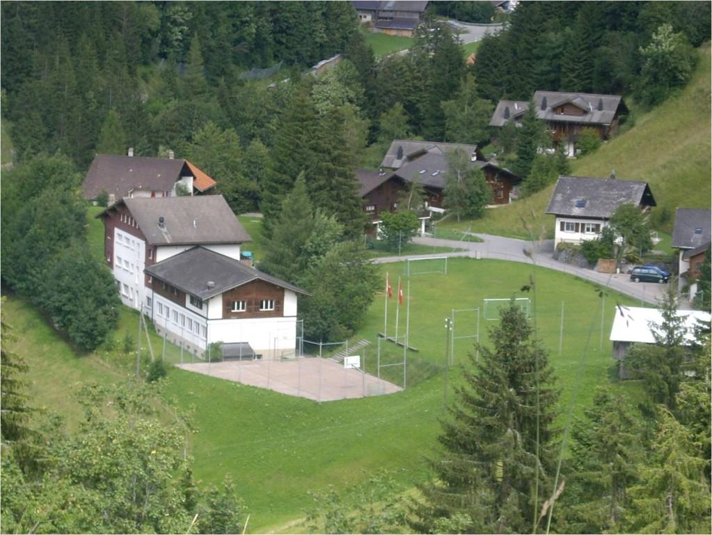 Lagerhaus im Überblick