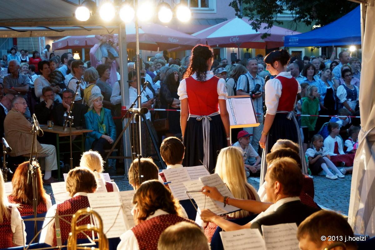 """Kienzlchor und Musikkapelle bringen die """"Ode an die Freude"""""""
