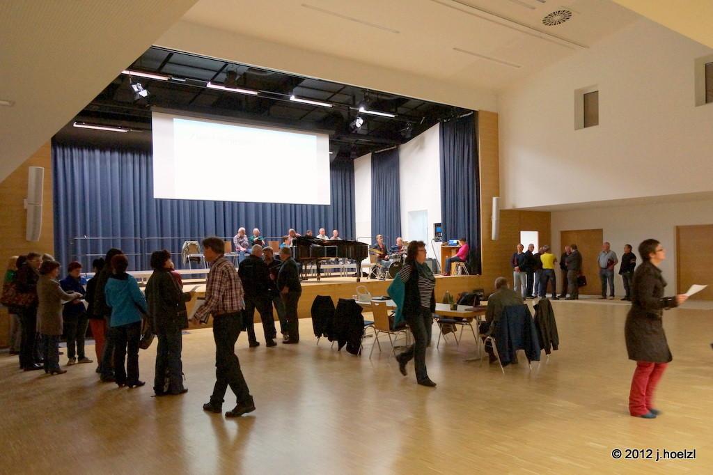 Veranstaltungszentrum Bräuhaus in Eferding