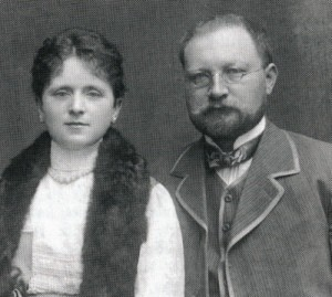 Erster Obmann Dr. H. Hamann