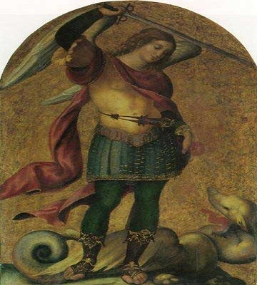 San Michele arcangelo di Andrea Sabatini