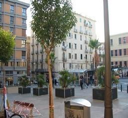 Piazza Malta oggi