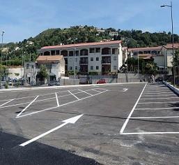Nuovo parcheggio da 250 posti