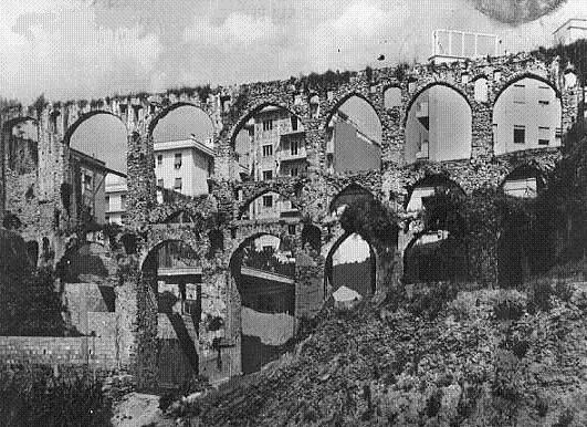 Via Arce 1950