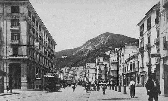 Via Roma 1930