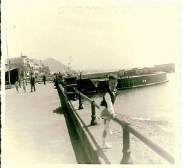 Lungomare di Salerno Anni 60' © Storia di un anno di anni fà