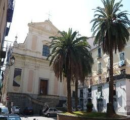 Chiesa dell'Addolorata oggi