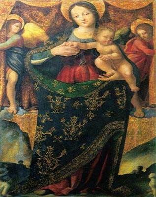 Madonna delle Grazie di Andrea Sabatini