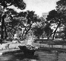 Villa Comunale di Salerno anni 60'