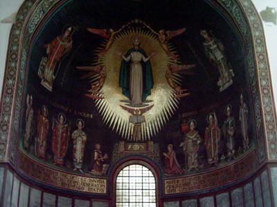 Altare del Duomo di Salerno