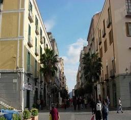 Corso Vittorio Emanuele oggi