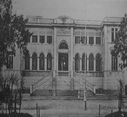 Casa del Combattente anni 30' (© http://www.salerno1943.it)