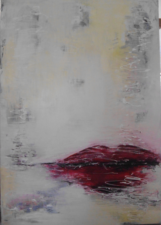 Sinnlichkeit (70 x 100cm)