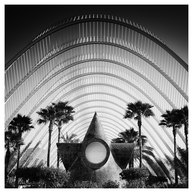 L'umbracle, Valencia 2012