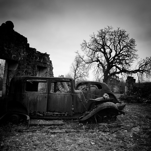 Village Martyr #10, Oradour-sur-Glane. France 2013