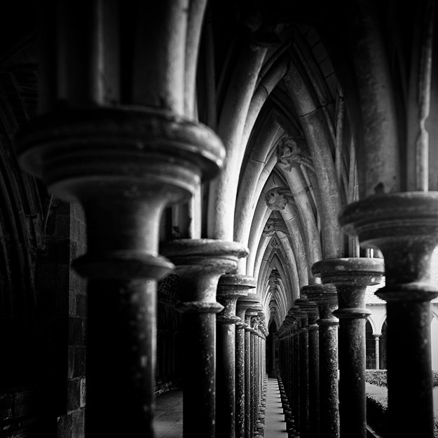 Mont Saint Michel study #12, Normandy 2013