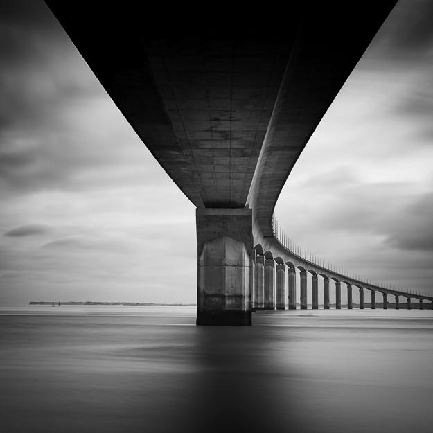 Pont de l'île de Ré #01, Charente-Maritime. France 2013