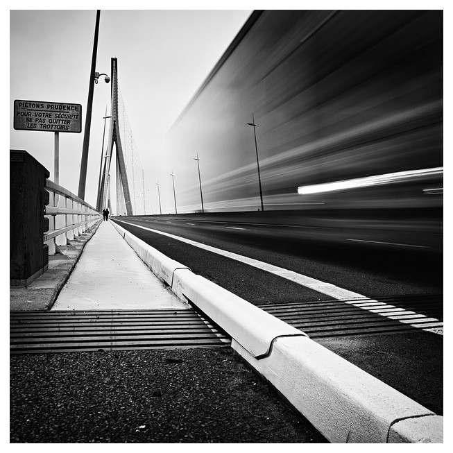 Pont de Normandie #02, Normandy. France 2012