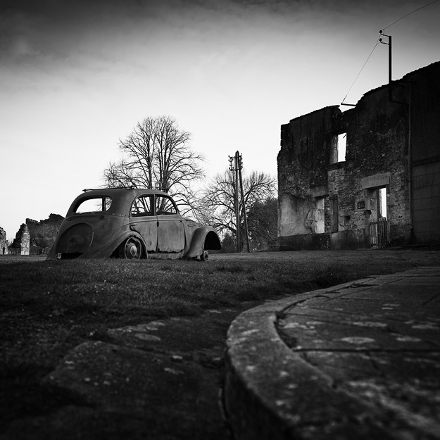 Village Martyr #02, Oradour-sur-Glane. France 2013