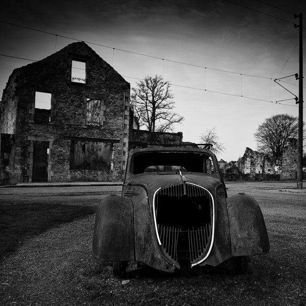 Village Martyr #05, Oradour-sur-Glane. France 2013