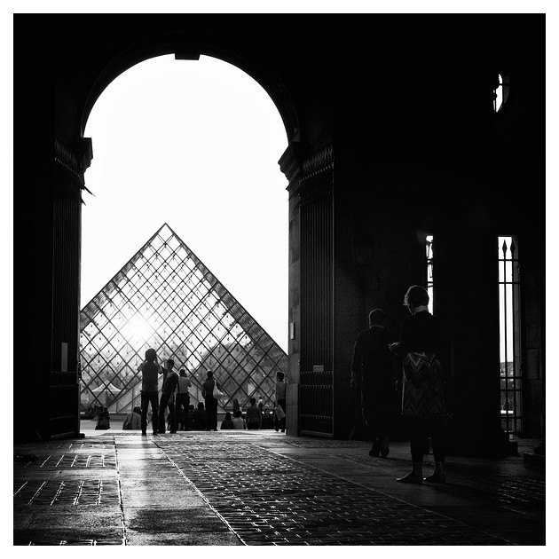 Louvre #02, Paris 2011