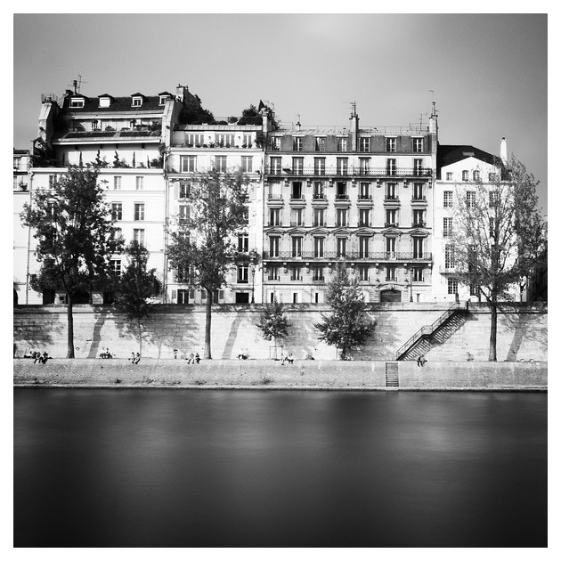 seine. Paris 2011