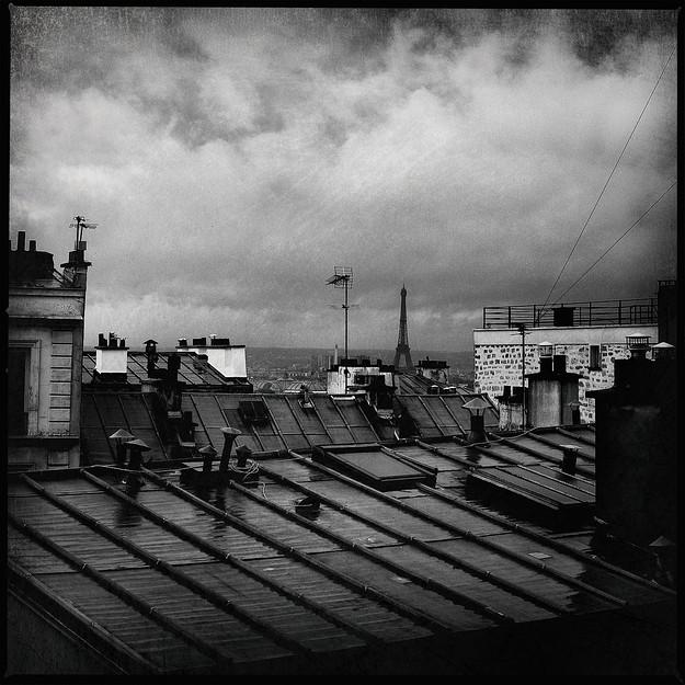 Les Toits De Paris, 2009