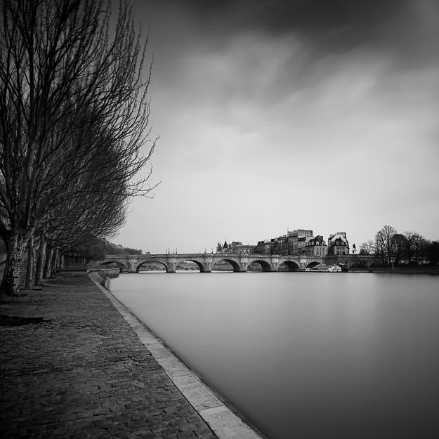 Pont Neuf/Île de la Cité, Paris. France 2013